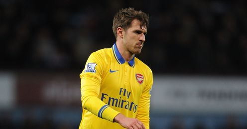 Aaron Ramsey: Set to boost Arsenal's title bid