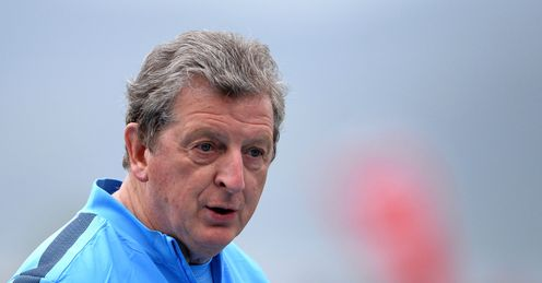 Roy Hodgson: England boss is in Brazil for Friday's World Cup draw