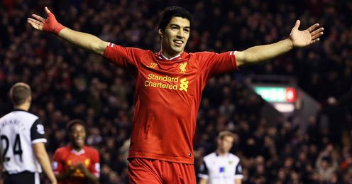 Luis Suarez: In incredible form since returning from suspension