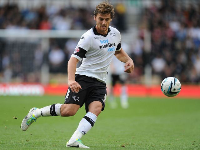 Chris Martin: On target for Derby
