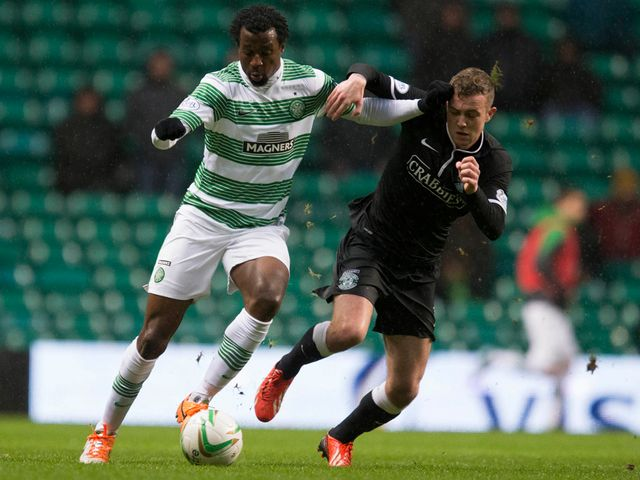 Efe Ambrose escapes from Danny Handling