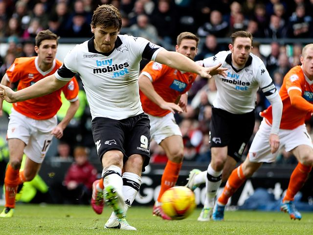 Chris Martin scores for Derby