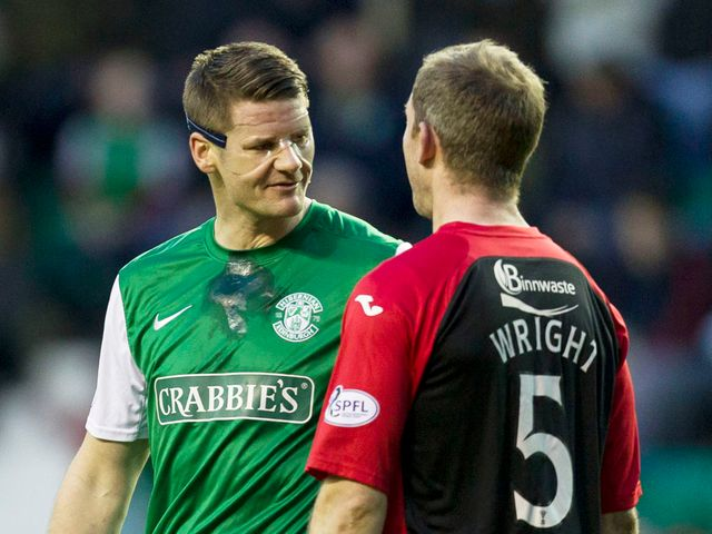 Hibernian and St Johnstone drew 0-0 on Saturday