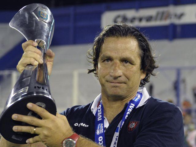 Juan Antonio Pizzi: Looking forward to game