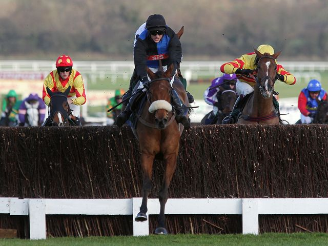 Evan Williams: Cheltenham victory with King Massini
