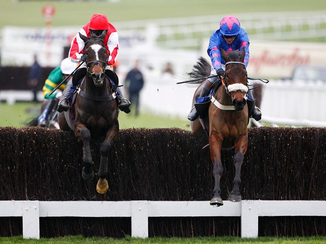 Monbeg Dude: Grand National bid considered for Cheltenham winner