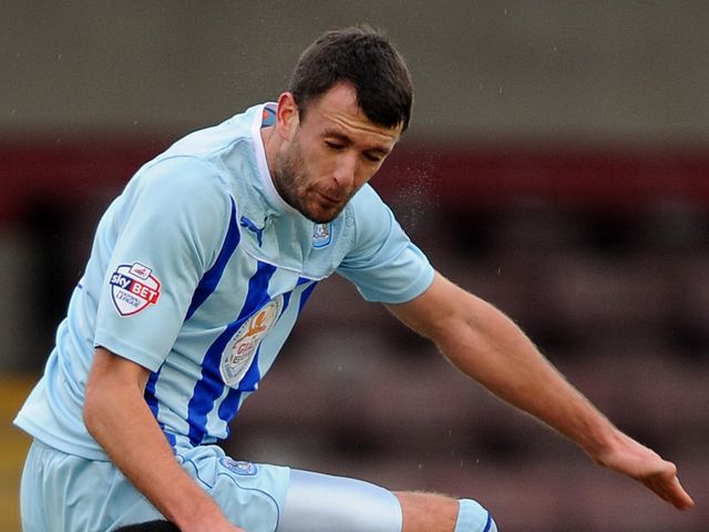 Dan Seaborne: Scored the winner for Coventry