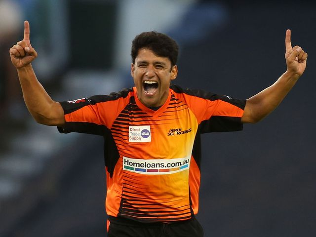 YasirArafat was the match-winner for Sussex