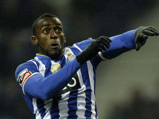 Jackson Martinez: Missing from the Porto side on Thursday night