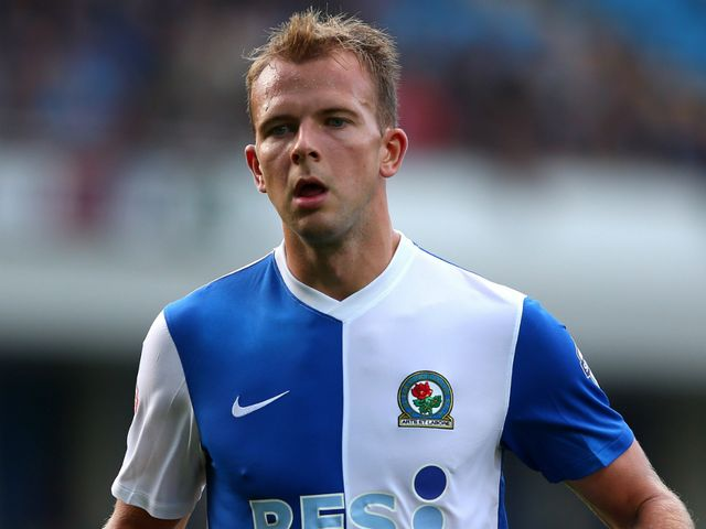 Jordan Rhodes: Put Rovers ahead at Elland Road