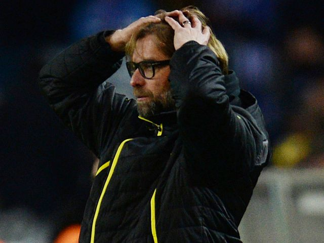 Jurgen Klopp: Not impressed with Carlos Zambrano
