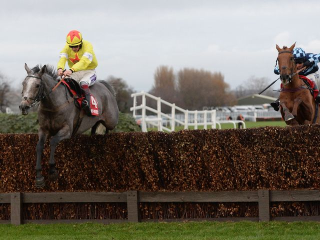 Unioniste: Back to winning ways at Aintree