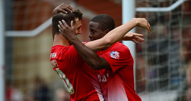 David Mooney and Kevin Lisbie: Could both start