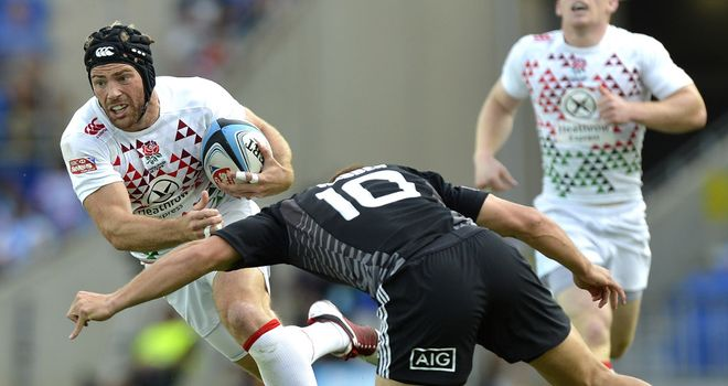 Rob Vickerman: England Sevens star back at Leeds