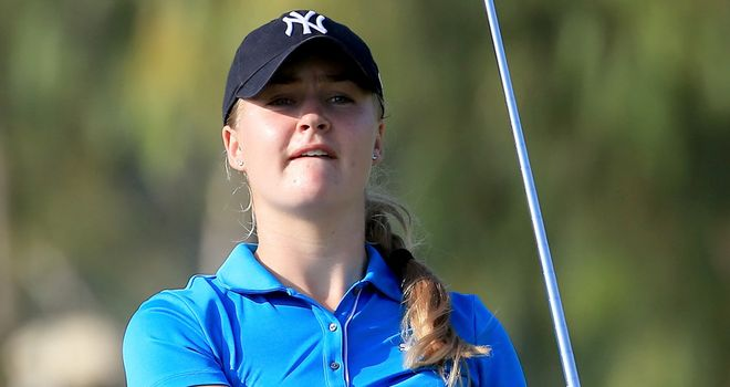 Charley Hull: Winner on the European Tour for the first time