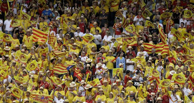 Catalan Dragons: Fined £2,000 after being found guilty of misconduct
