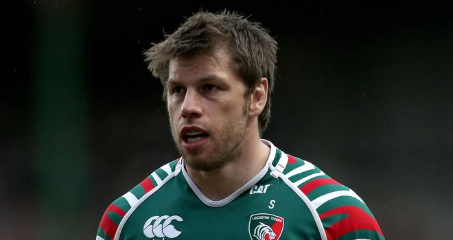 Brett Deacon: Leicester flanker forced to retire