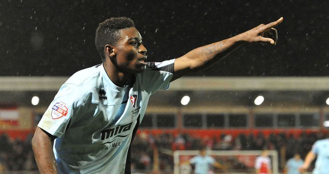 Jermaine McGlashan: Got the winner