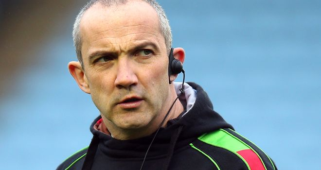 Conor O'Shea: No complaints from Quins boss