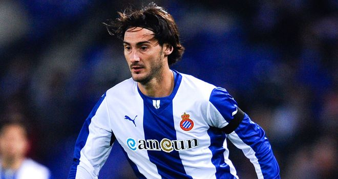 Diego Colotto: Netted Espanyol's second goal