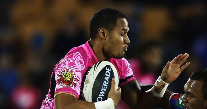 Pita Godinet: On his way to Wakefield from New Zealand Warriors