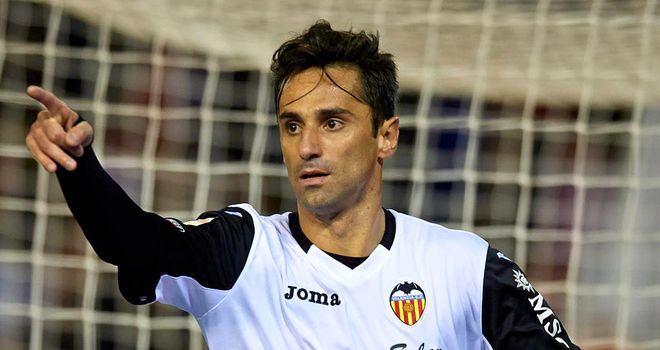 Jonas: On target for Valencia