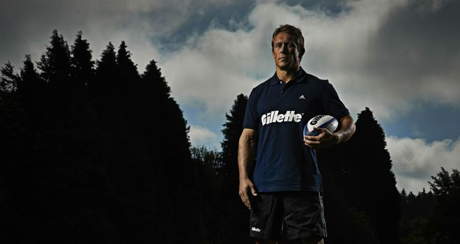 Jonny Wilkinson: Starting to think about the next chapter in his career