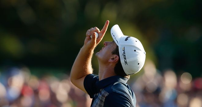 Justin Rose: Is the defending champion after his success 12 months ago