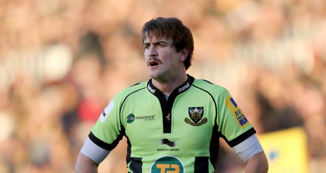 Lee Dickson: The scrum-half returns to Northampton's starting line-up