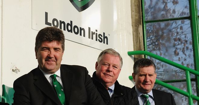 The London Irish consortium of David Fitzgerald, Mick Crossan and Phil Cusack