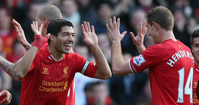 Luis Suarez may be the star but Jordan Henderson deserves the plaudits too