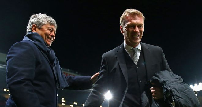 David Moyes: United got the win which meant they topped Champions League Group A
