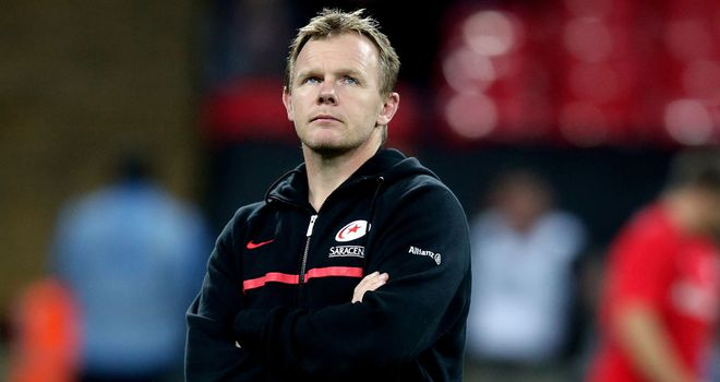 Mark McCall: Believes Saracens are ready to give Clermont a proper game this time