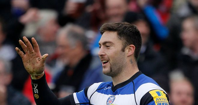 Matt Banahan: Will make his 150th club appearance in Bath's home clash with Mogliano