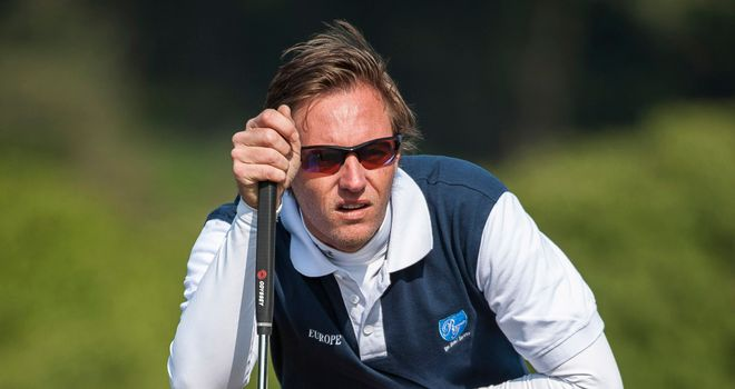 Nicolas Colsaerts: Has dropped out of the world's top 100