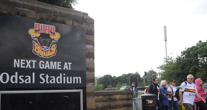 "Bradford Bulls: Club ""continues to operate as normal"""