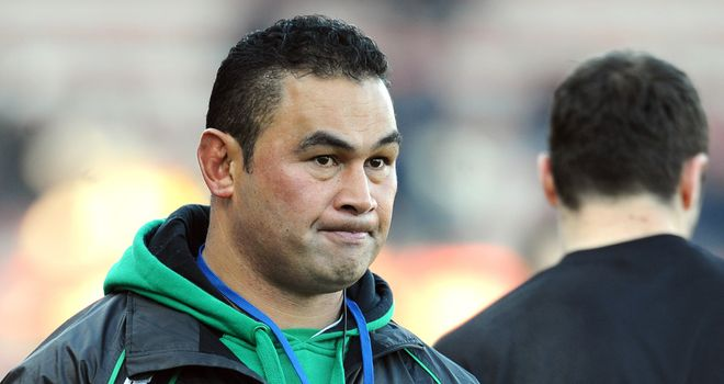 Pat Lam: Has made three changes for Saturday's return fixture with Toulouse