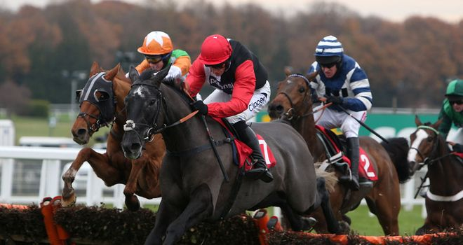 Saphir Du Rheu: National Spirit hopeful