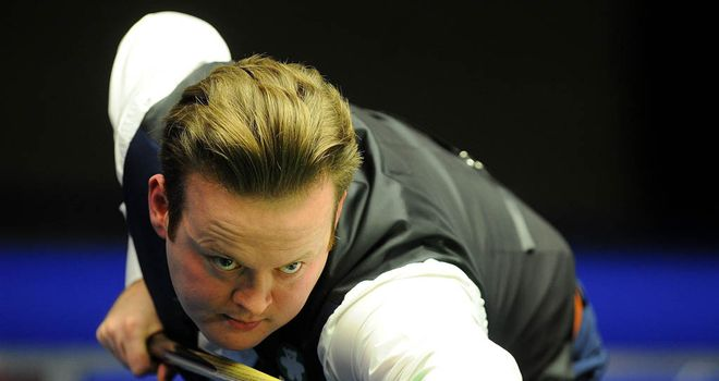 Shaun Murphy: Highest break of the tournament in first round breeze