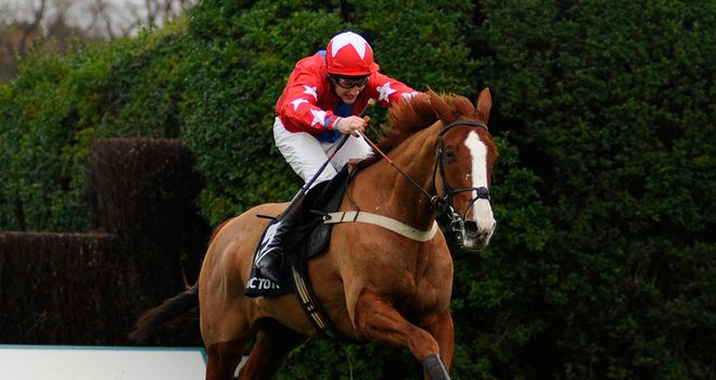 Sire De Grugy: On course for clash with Sprinter Sacre