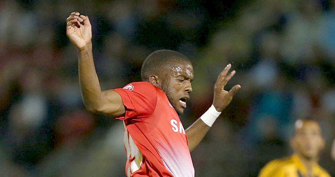 Yohann Lasimant: Match-winning goal