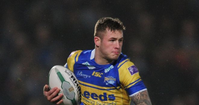 Zak Hardaker: Superb finish in the corner