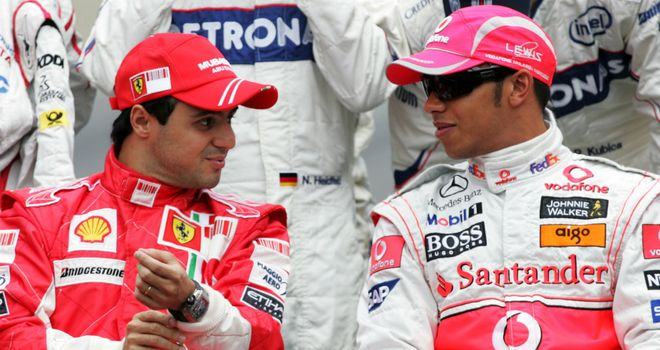Felipe Massa would have been the 2008 World Champion under double points