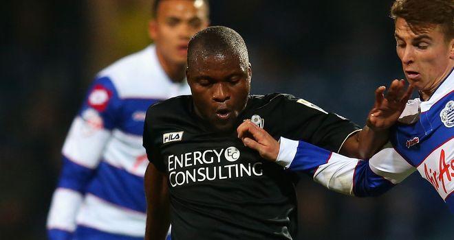 Tokelo Rantie: Grabbed the vital goal for Bournemouth