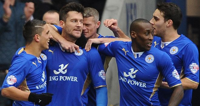 David Nugent: Spot on for Leicester