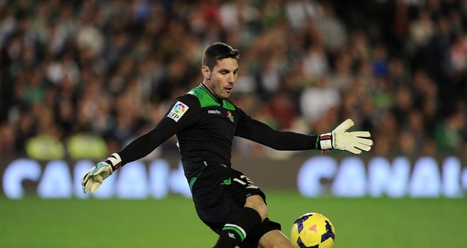 Guillermo Sara: Kept clean sheet for Betis