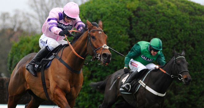 Hinterland: Will run in the Champion Chase