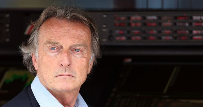 Luca di Montezemolo: Alonso and Raikkonen must drive for the team