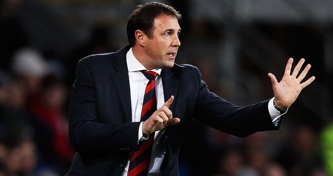 Malky Mackay: Troubled times at Cardiff