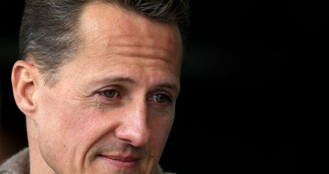 Michael Schumacher: Skiiing accident